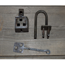 Early medieval padlock