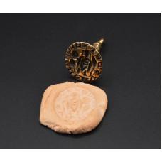 Agnus Dei seal matrix  HISTO-REPLIK PREMIUM