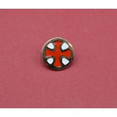 Templars cross brooch