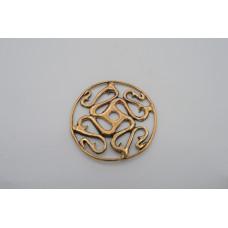 Large celtic pendant