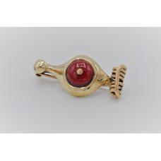 Iron age brooch