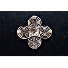 Spectacle brooch HISTO-REPLIK PREMIUM EXCLUSIVE