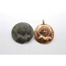Luna medallion HISTO-REPLIK PREMIUM