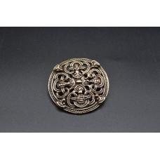 Borre disc brooch