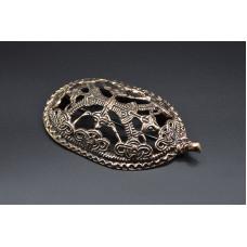 Tortoise brooch