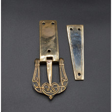 Buckle set ornated bow
