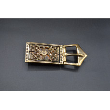Visby belt buckle