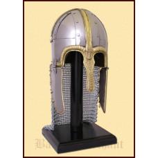 Copperhgate helmet , battle ready