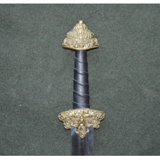 Dybek battle ready viking  sword
