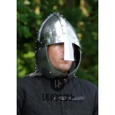 Spangenhelm aventail nasal 2mm Steel battle ready