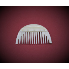 3 ply bone comb